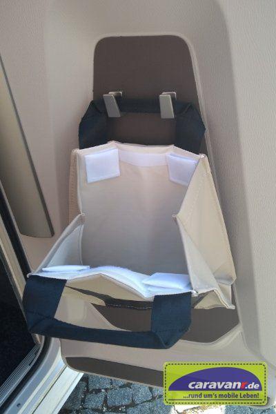 Knaus Van TI plus - neue Türtasche offen